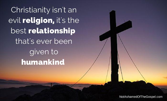Christianity-isnt-an-evil-religion
