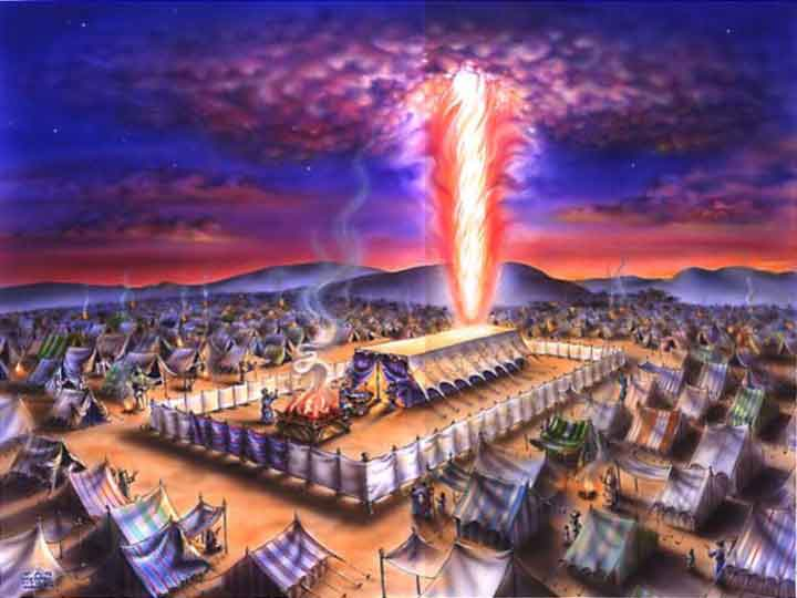 Tabernacolo-Shekinah-parashà-Terumà