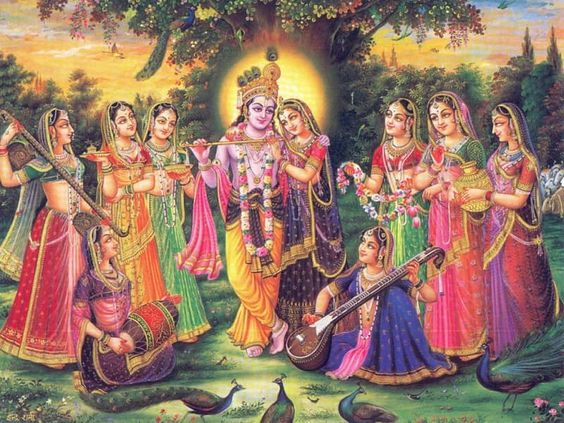 Is Krishna Jesus Christ?